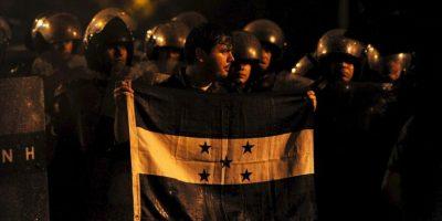 4. Miles de personas han marchado en los pasados meses. Foto: AFP