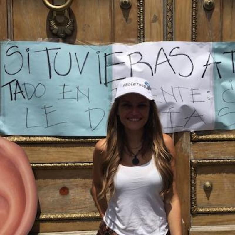 Foto:Facebook.com/GloriaAlvarez