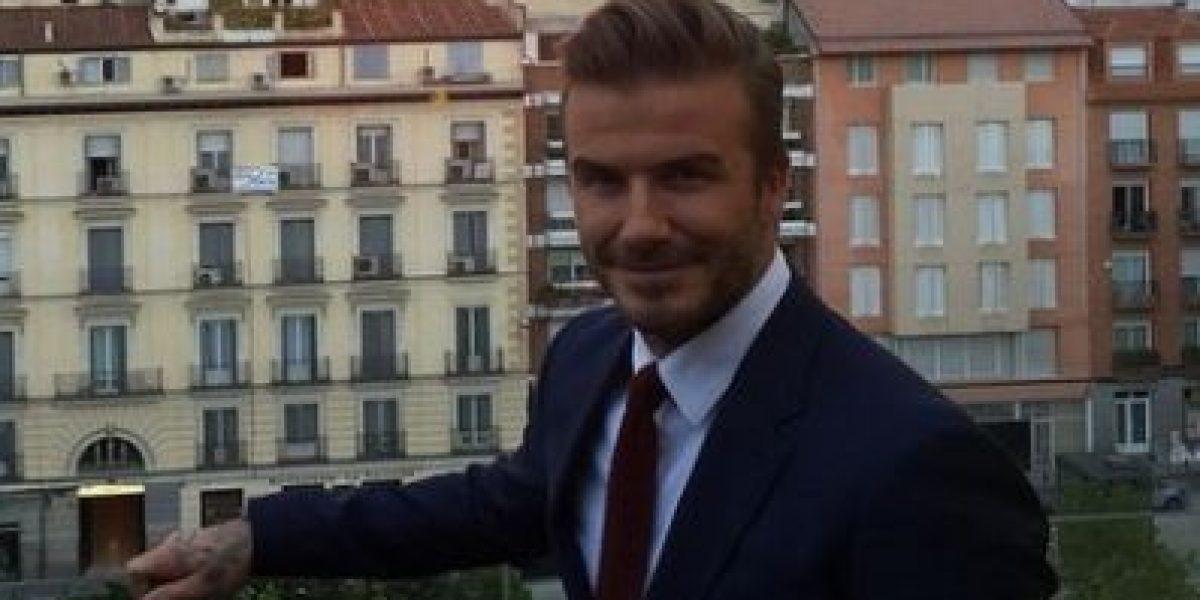 Proponen a David Beckham como el próximo
