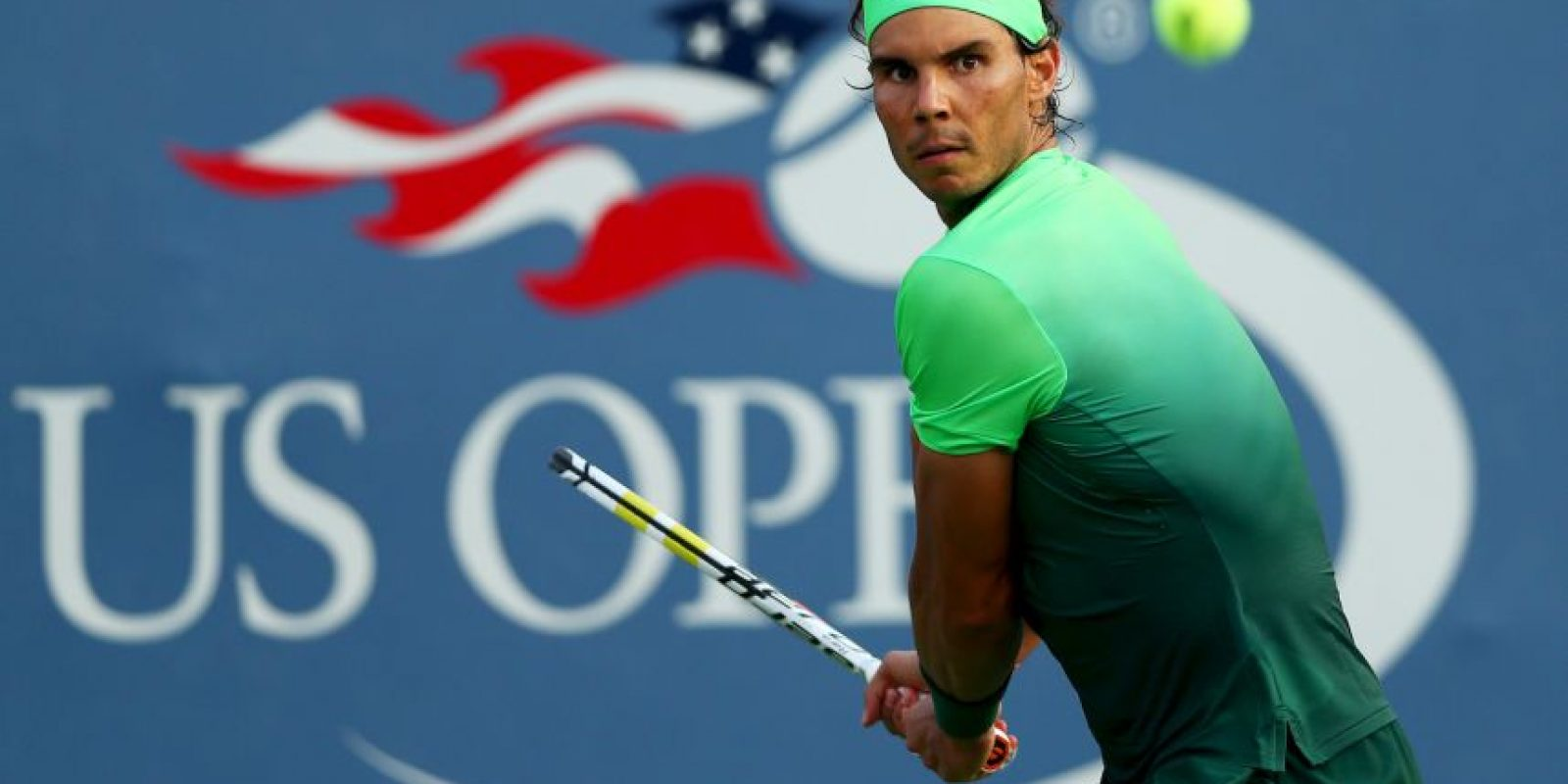 2. Rafael Nadal (8 en el ranking ATP) Foto: Getty Images