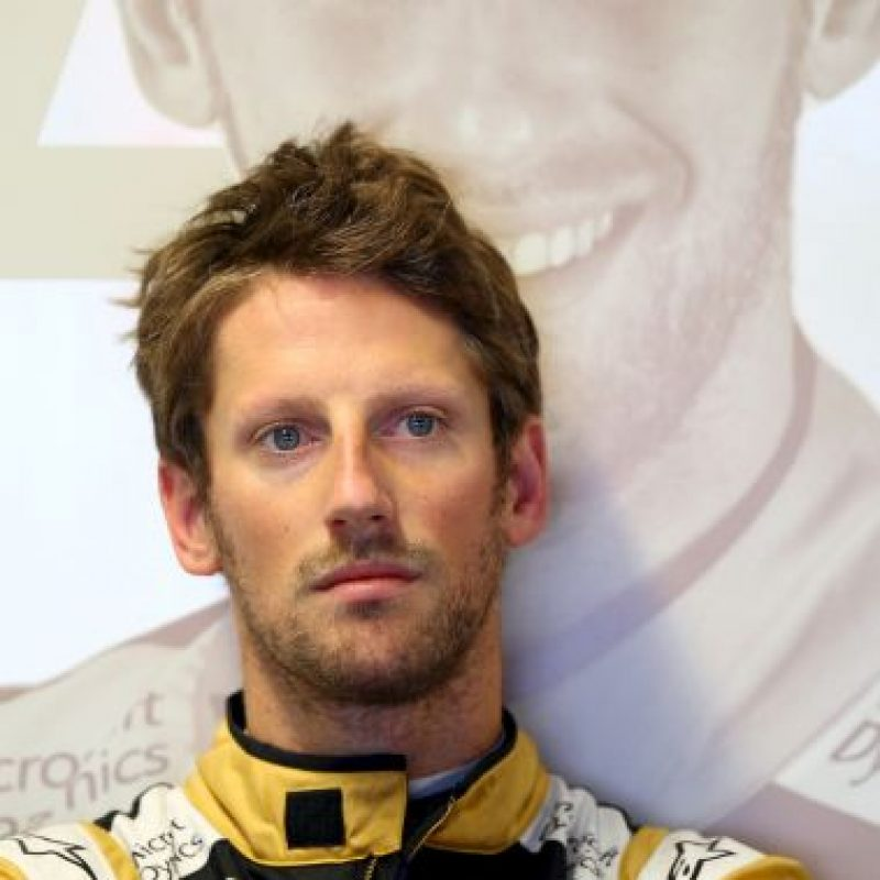 9. Romain Grosjean (Lotus) = 38 puntos. Foto: Getty Images