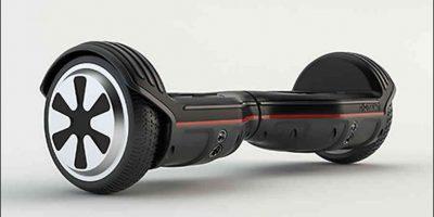 Recientemente la empresa IO Hawk, compañía dedicada a la movilidad personal inteligente, creó un nuevo y práctico modelo sin el mando de bastón Foto: IO Hawk