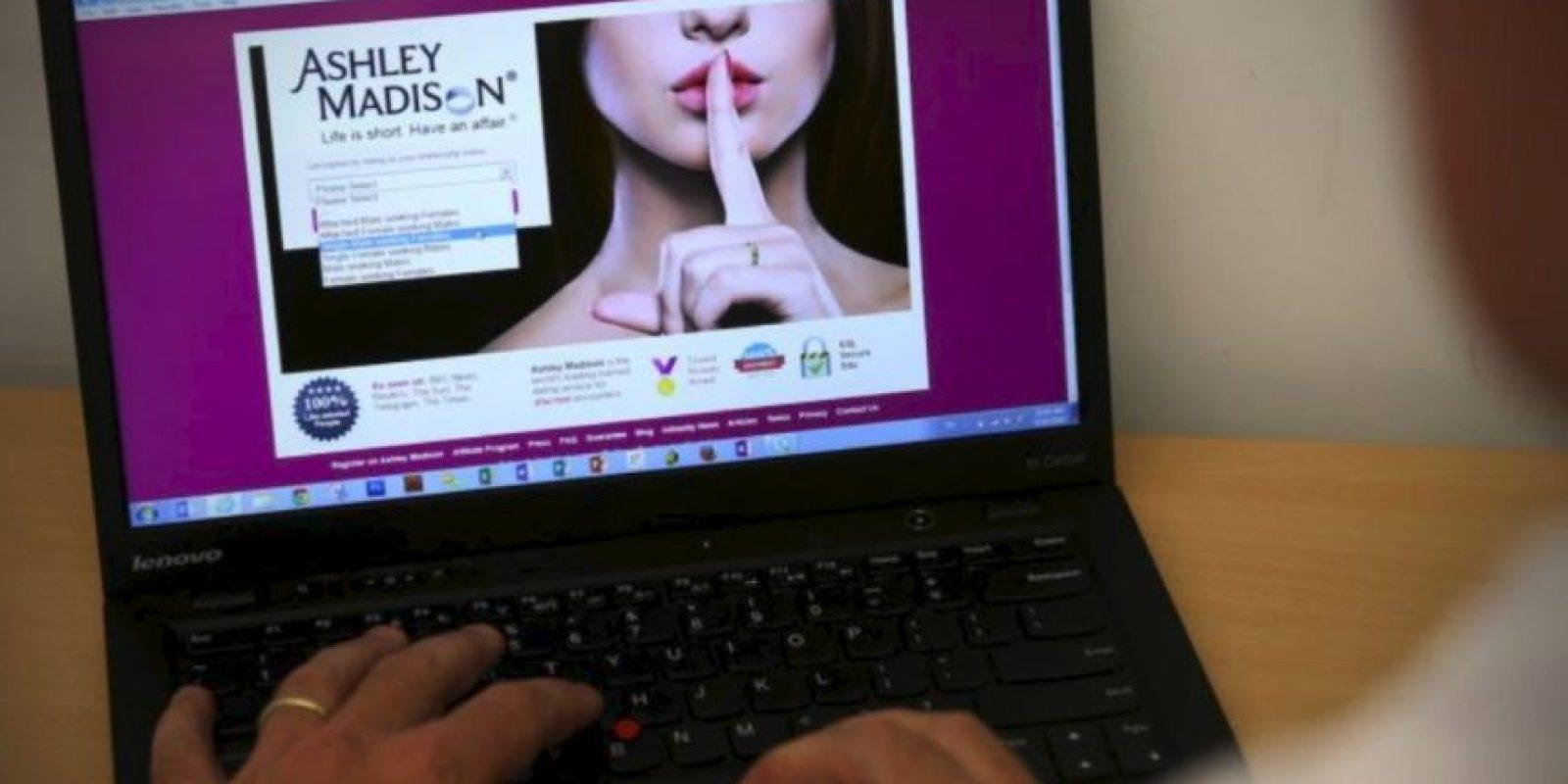 Los datos de sus más de 32 millones de usuarios están en Internet, a disposición de cualquiera que quiera buscarlos Foto:Getty Images
