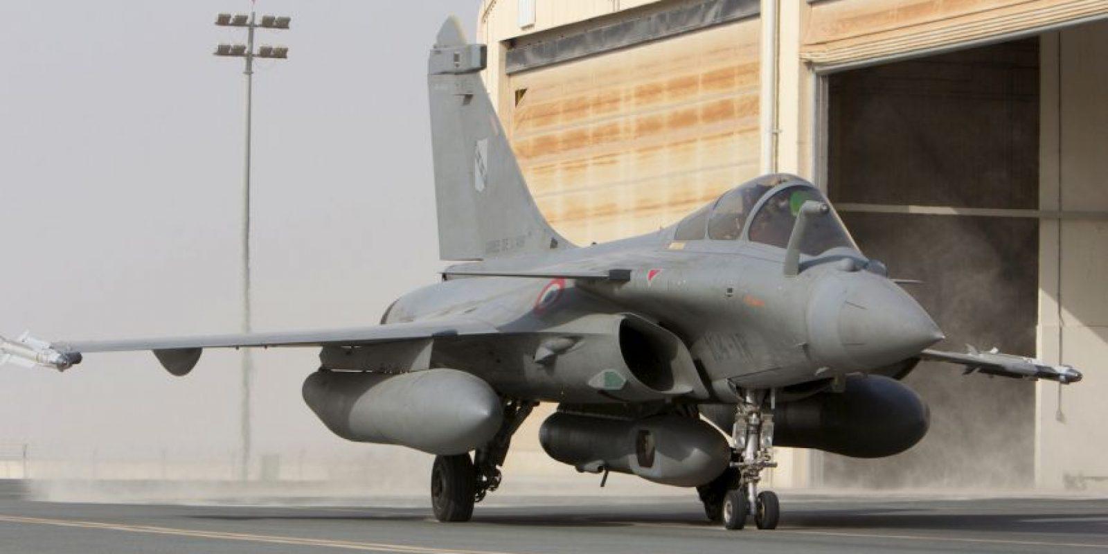 Desde septiembre del año pasado, una coalición internacional ha tratado de desarticular al Estado Islámico. Foto:AFP/ ECPAD