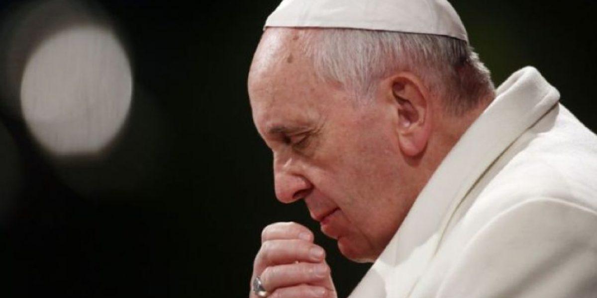 CM del papa Francisco confunde