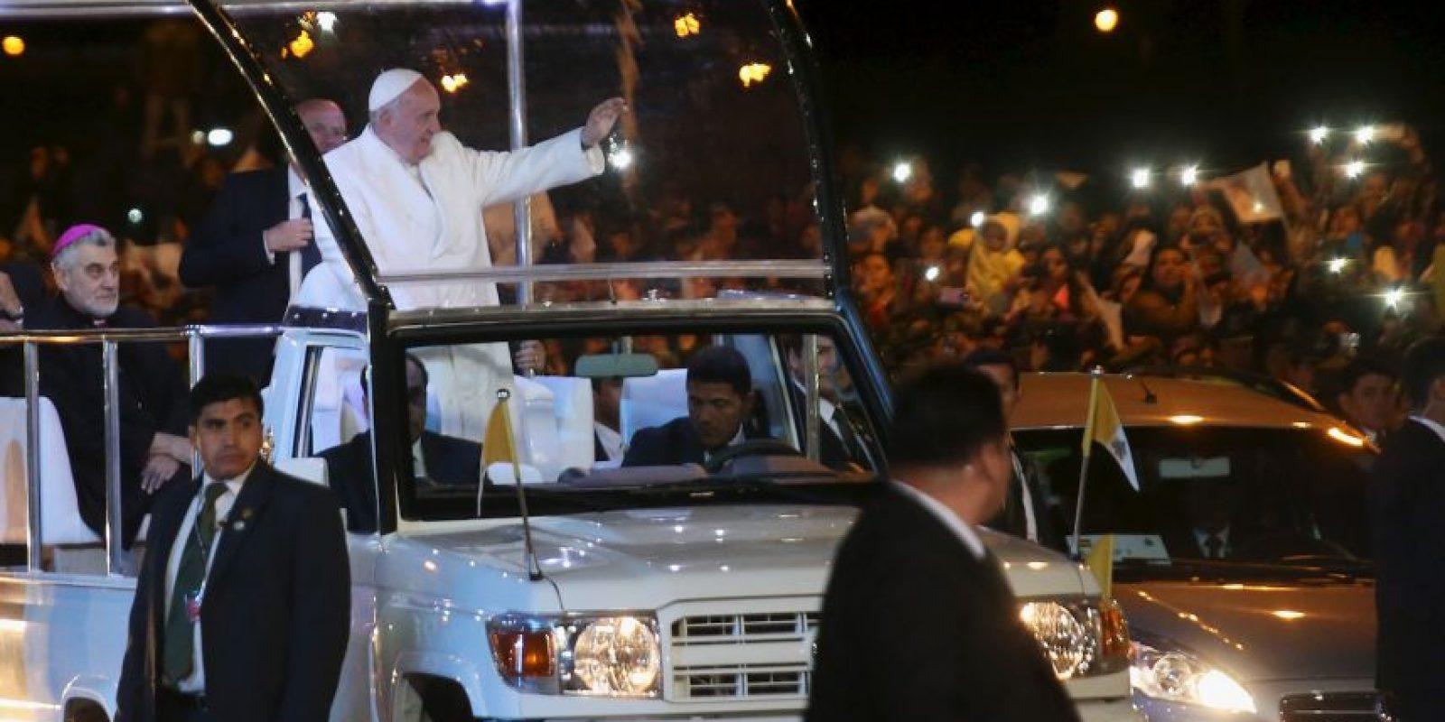 El anunció se produjo tan solo unas cuantas semanas antes de que el papa visite Cuba y Estados Unidos. Foto:Getty Images