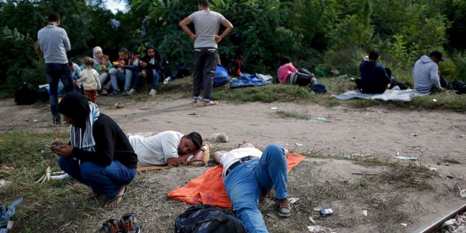Con esto buscan frenar el éxodo de sirios a Europa. Foto:Getty Images