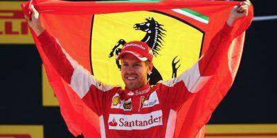 2. Sebastian Vettel (Ferrari): 30 millones de dólares. Foto:Getty Images
