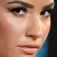 Los poros de Demi Lovato. Foto:vía Celebrity Closeup/Tumblr