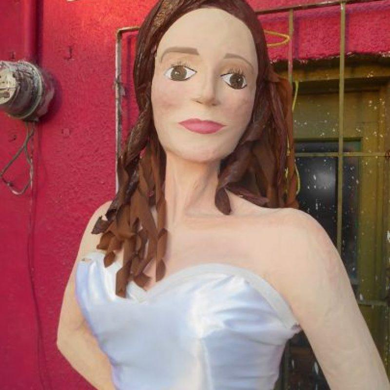 6.- Caitlyn también se convirtió en una piñata. Foto:vía facebook.com/piñateriaramirez