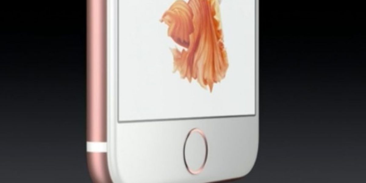Fotos: Apple presenta un iPhone color oro rosado