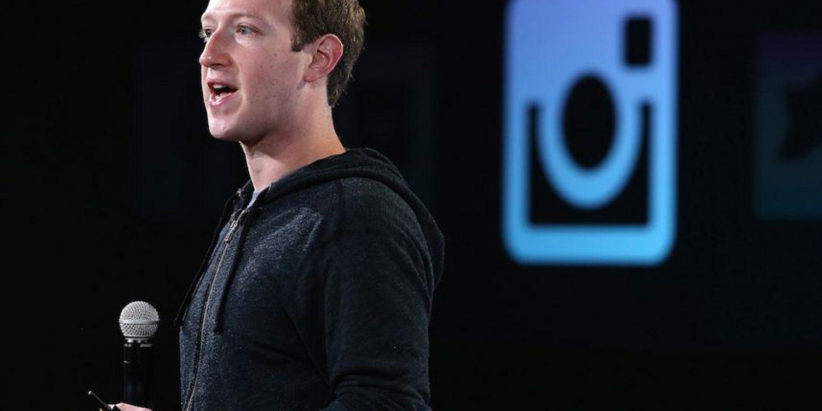 Facebook la adquirió en 2012 por mil millones de dólares. Foto:Getty Images