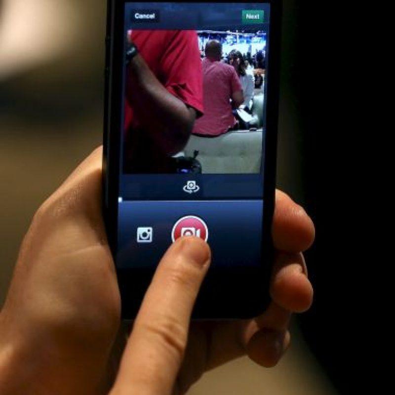 Soporta fotos y videos de hasta 15 segundos. Foto:Getty Images
