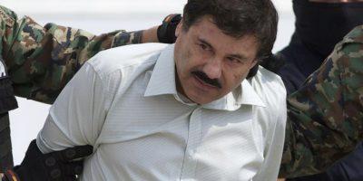 El narcotraficante mexicano se escapó del Penal del Altiplano el 11 de julio de 2015 Foto:AP
