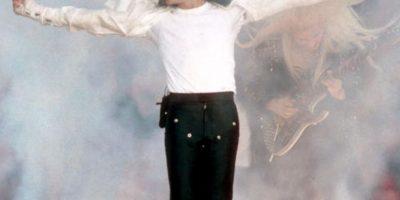 También que apareció en su propio homenaje. Foto:vía Getty Images