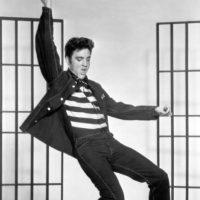 Se dice que Elvis Presley se aparece en los estudios RCA de Alabama. Foto:vía Getty Images