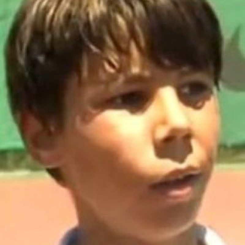 2. Rafael Nadal (España) Foto:Vía pinterest.com