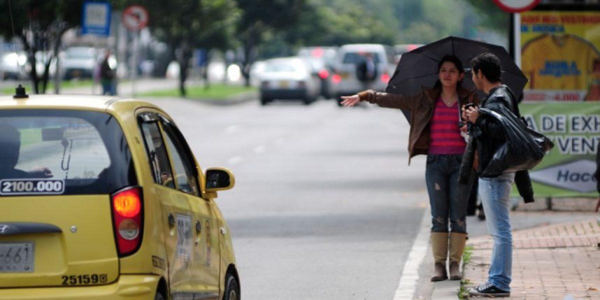 Experimento: 6 de cada 10 taxis de Bogotá tendrían el taxímetro adulterado
