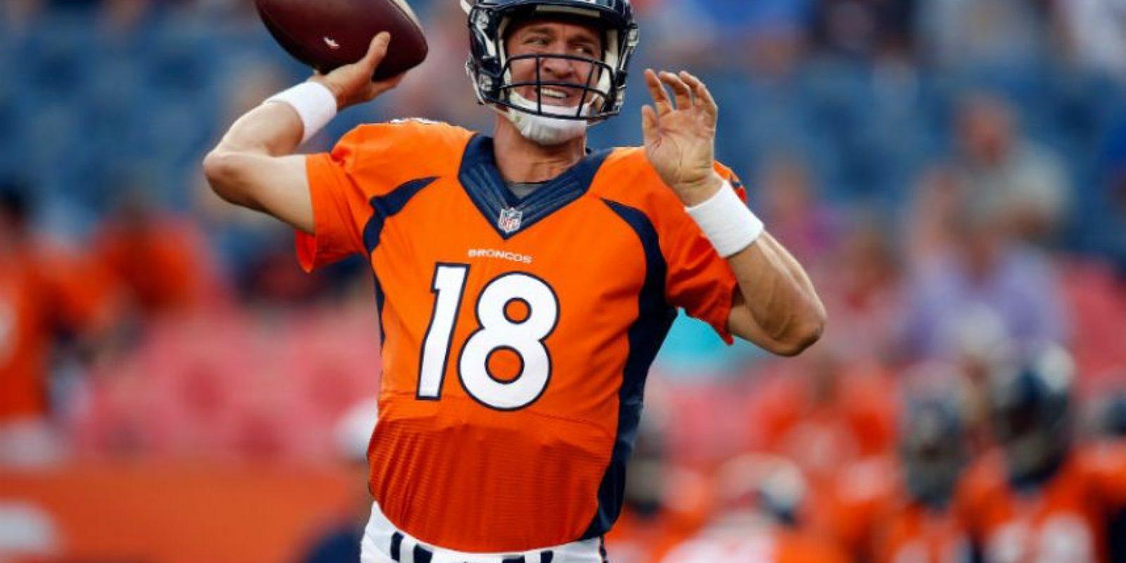 10. Peyton Manning Foto:Getty Images