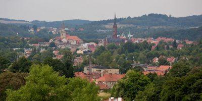 Supuestamente el tren se encuentra oculto en la ciudad de Polonia, Walbrzych. Foto:AP