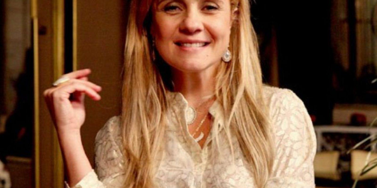 """Adriana Esteves era """"Carminha"""" en """"Avenida Brasil"""" (2012) Foto:vía Globo"""
