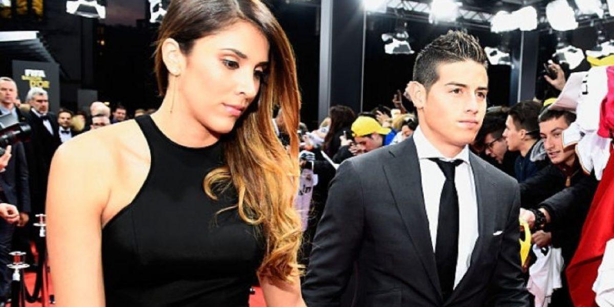 Daniela Ospina indignada con diario peruano que se burla por lesión de James