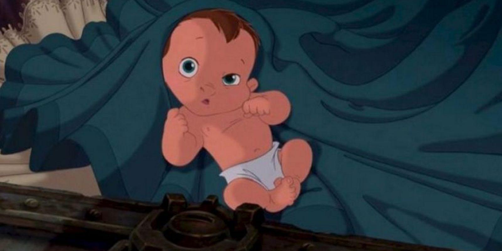 """Buck también aseguró que: """"De esta manera dio a luz a un niño en el barco y cuando ocurre el accidente de alguna manera llegan a la jungla""""."""