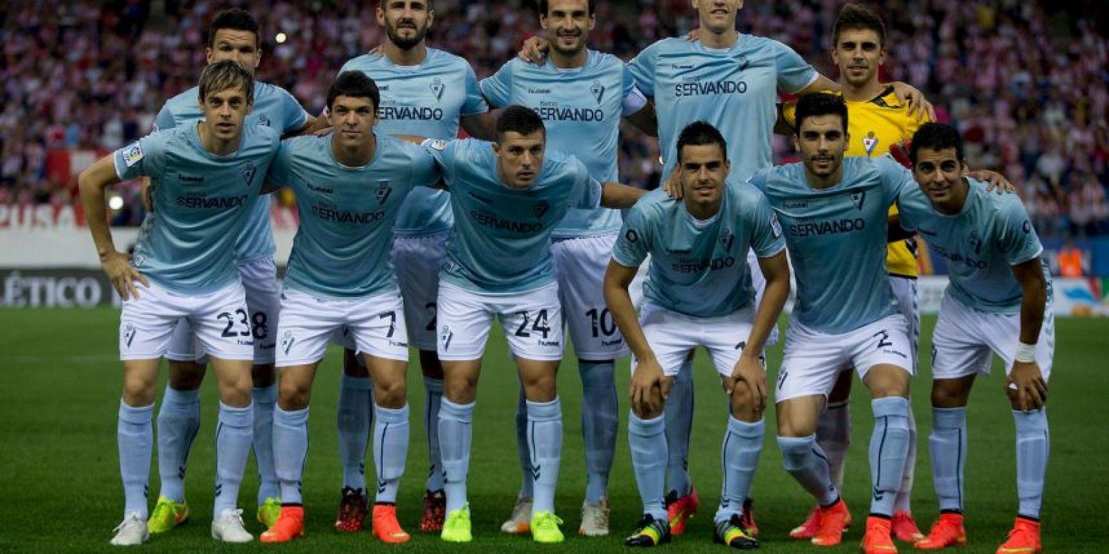 5. Eibar / El club español anunció que donará cinco euros de cada entrada vendida para el partido ante el Atlético de Madrid, del próximo 19 de septiembre en Ipurua. Foto:Getty Images