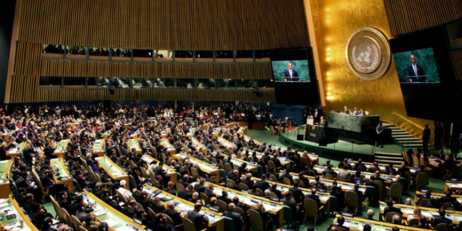 A su inicio solo contaba con 51 Estados Miembros. Foto:Getty Images