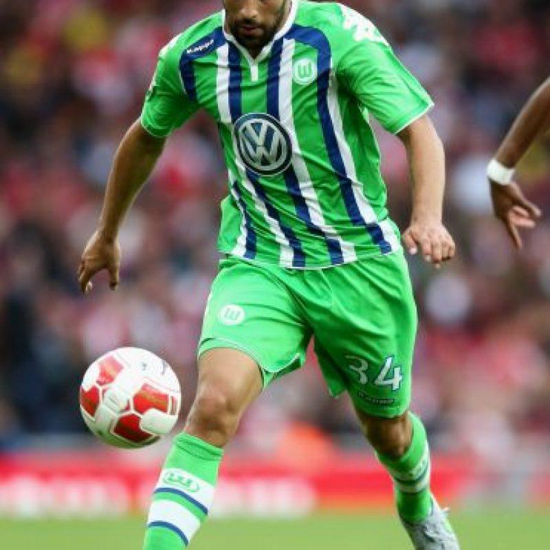 El suizo Ricardo Rodríguez es el hombre más valioso del club alemán con un valor de 28 millones de euros. Foto:Getty Images