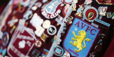 6. Aston Villa / Los aficionados de este equipo inglés anunciaron que en su próximo partido en la Premier League en casa (19 de septiembre, vs. West Bromwich), mostrarán mensajes de apoyo a los refugiados sirios. Foto:Getty Images