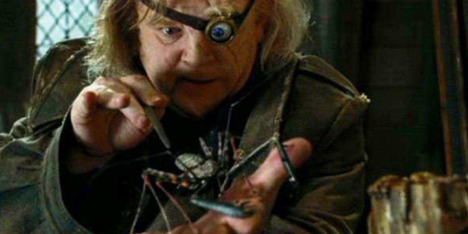 """Uno de ellos es torturado con la maldición """"Cruciatus"""". Foto:vía Warner Bros"""