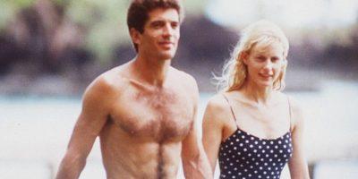 Incluso fue novia de años de John John Kennedy. Foto:vía Getty Images