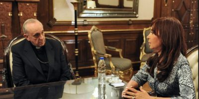 Otros dos encuentros fueron el año pasado en el Vaticano. Foto:Vía Wiki
