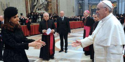 Mientras que las últimas dos fueron este año en el Vaticano y Paraguay. Foto:Vía Wiki