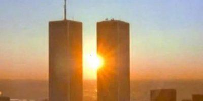 Se veían las Torres Gemelas. Foto:YouTube