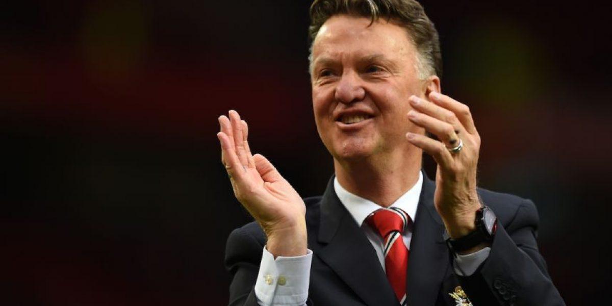 ¿Motín a bordo? Futbolistas del Manchester United en contra de Louis Van Gaal