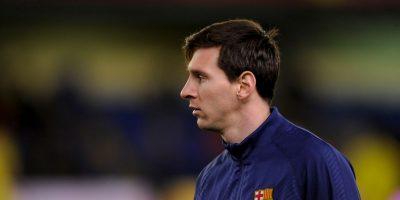 """""""La Pulga"""" es el mejor pagado del Barcelona y recibe un sueldo anual de 35 millones de euros. Foto:Getty Images"""