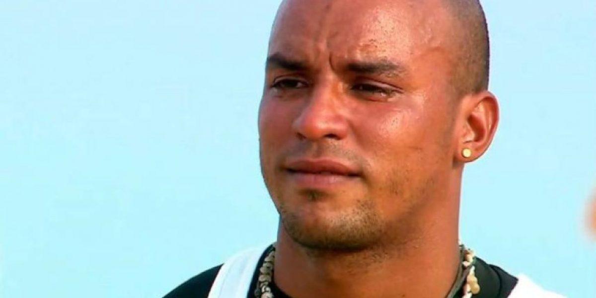 Jonathan Cure abandona con lágrimas el Desafío