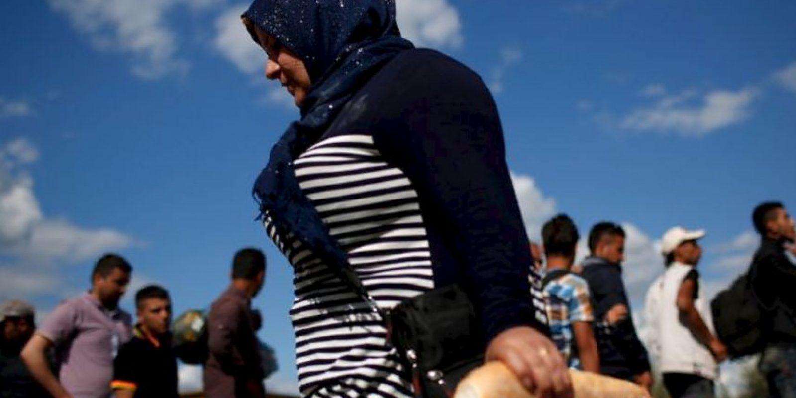 2. Enfrentamiento entre rebeldes y ejército: diversas fuerzas de oposición se enfrentan al ejército de al Assad y entre ellas mismas. Foto:vía AFP