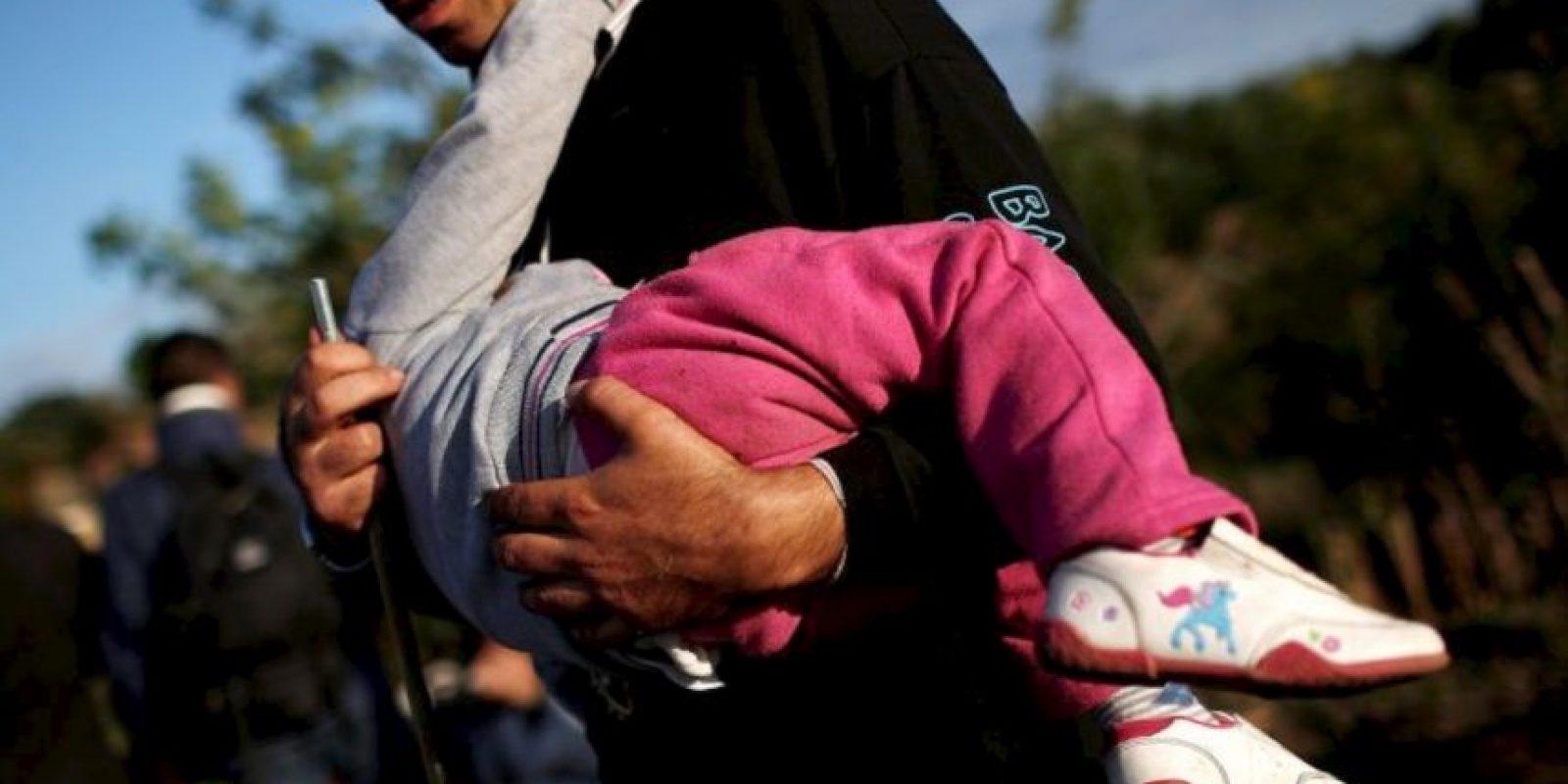 """1. ¿Cuándo comenzó? La guerra civil que enfrenta Siria empezó en 2011. Según el portal Infobae, esta comenzó por """"la feroz represión del presidente Bashar al Assad y, más recientemente, por la violencia sin límites de Estado Islámico"""". Foto:vía AFP"""