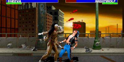 Mortal Kombat 3 (1995) Foto:Midway