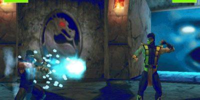 Mortal Kombat 4 (1997) Foto:Midway