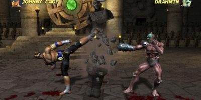 Mortal Kombat: Deadly Alliance (2002) Foto:Midway