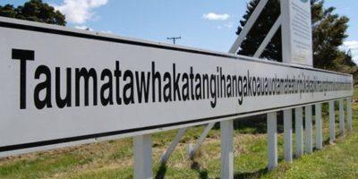 1.Taumatawhakatangihangakoauauotamateaturipukakapikimaungahoronukupokaiwhenuakitanatahu. Se encuentra en Nueva Zelanda Foto:Tumblr