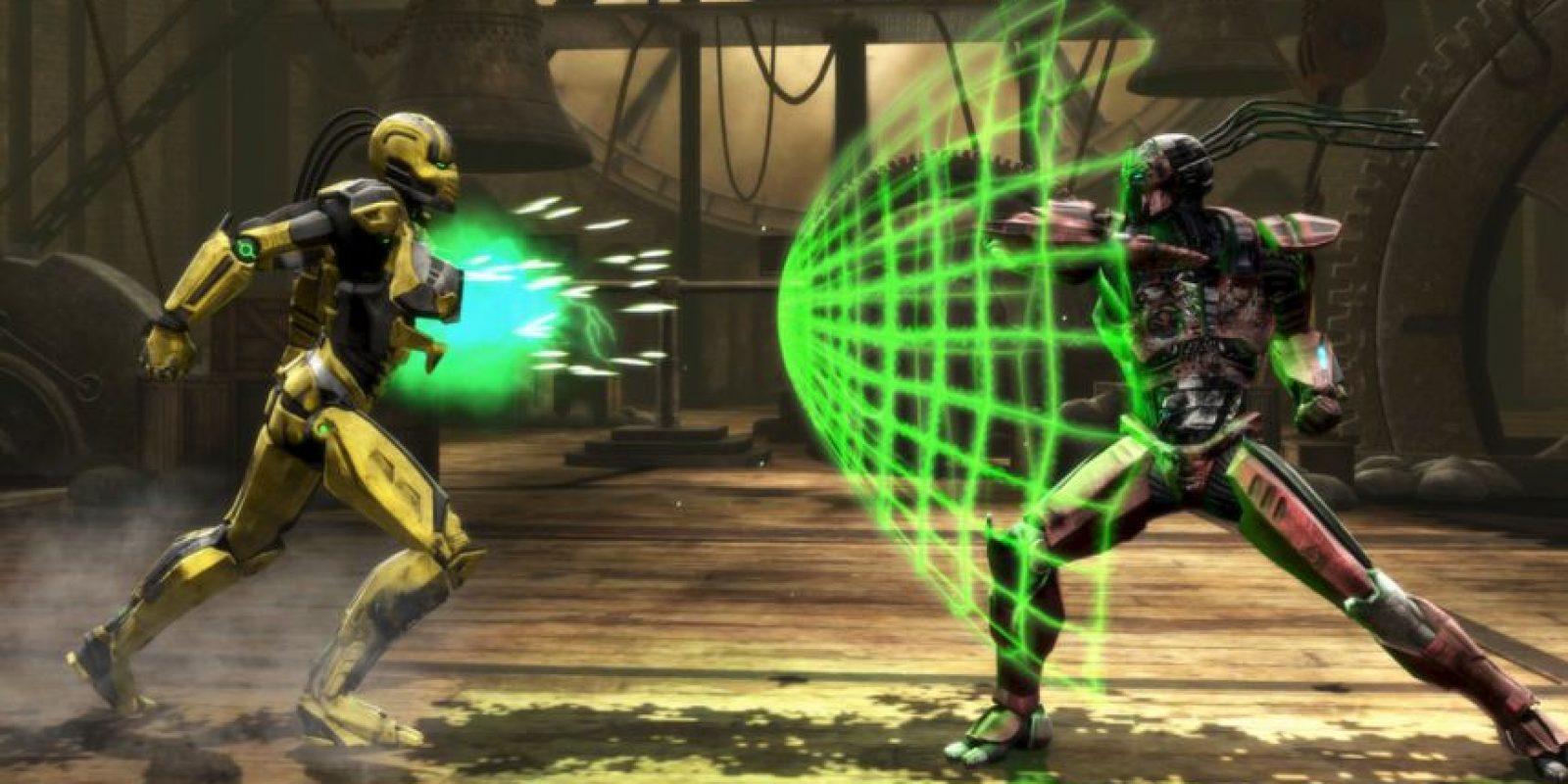 Mortal Kombat 9 (2011) Foto:Midway