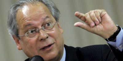 El lunes de 3 de agosto, José Dirceu, exjefe de gabinete brasileño, fue arrestado por la Policía Federal de Brasil Foto:AFP