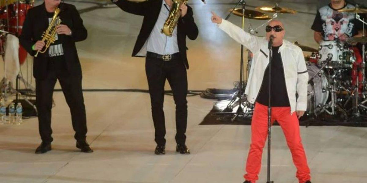 Vocalista de La Mosca Tse Tse sufrió infarto en pleno concierto