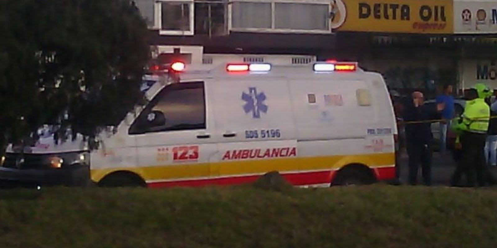 Foto:Bomberos Bogotá