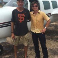 Purwin era un reconocido y aclamado piloto en Hollywood. Foto:vía instagram.com/apurwin